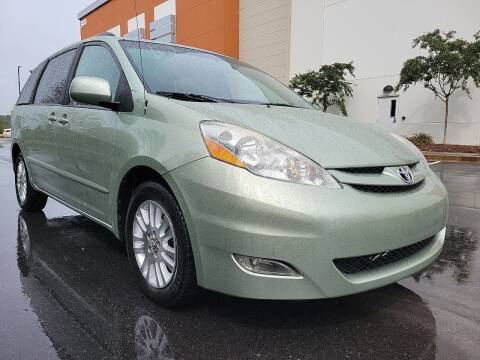2008 Toyota Sienna for sale at ELAN AUTOMOTIVE GROUP in Buford GA