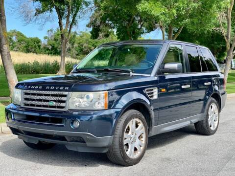 2006 Land Rover Range Rover Sport for sale at Silmi Auto Sales in Newark CA