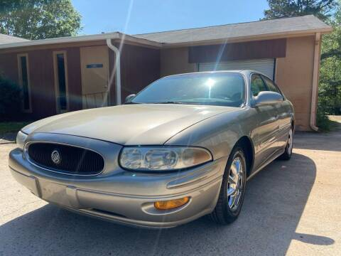 2004 Buick LeSabre for sale at Efficiency Auto Buyers in Milton GA
