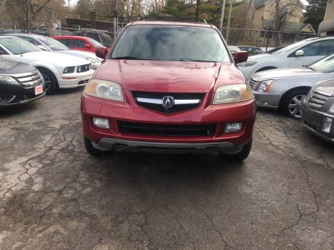 2006 Acura MDX for sale at Six Brothers Auto Sales in Youngstown OH