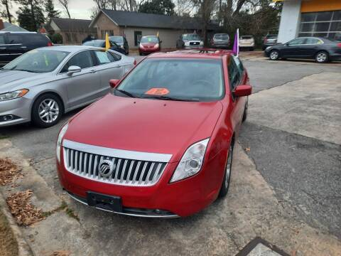 2010 Mercury Milan for sale at PIRATE AUTO SALES in Greenville NC