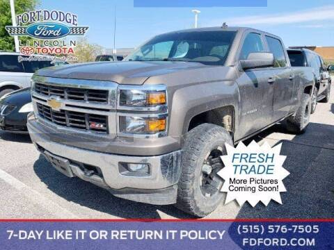 2014 Chevrolet Silverado 1500 for sale at Fort Dodge Ford Lincoln Toyota in Fort Dodge IA