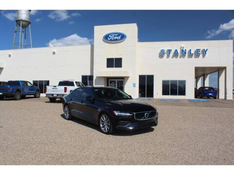 2020 Volvo S60 for sale at STANLEY FORD ANDREWS in Andrews TX