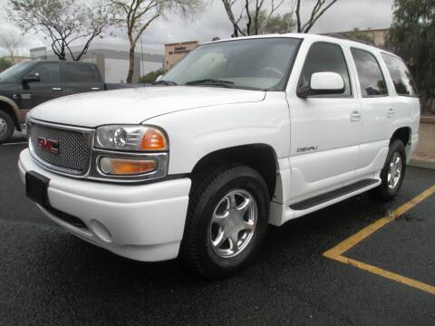 2005 GMC Yukon for sale at COPPER STATE MOTORSPORTS in Phoenix AZ