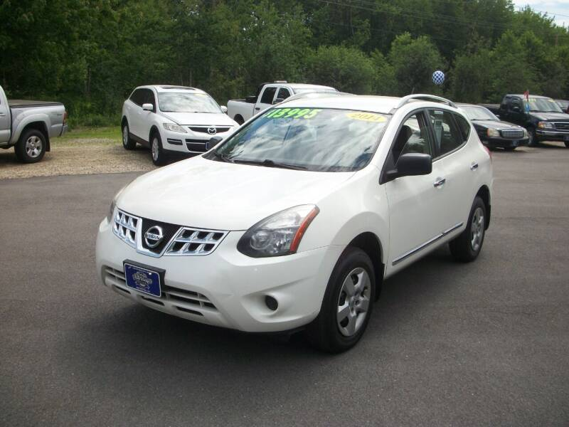 2014 Nissan Rogue Select for sale at Auto Images Auto Sales LLC in Rochester NH