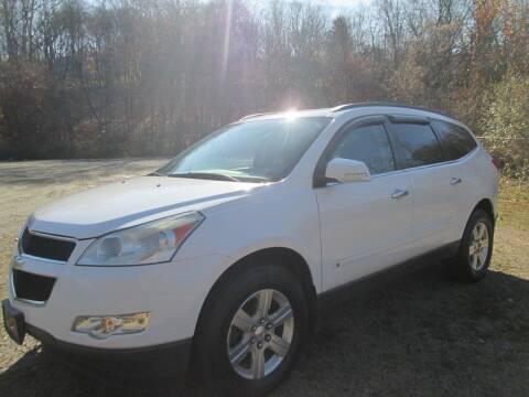 2010 Chevrolet Traverse for sale at Peekskill Auto Sales Inc in Peekskill NY
