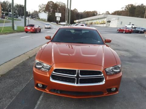 2011 Dodge Charger for sale at Auto Villa in Danville VA