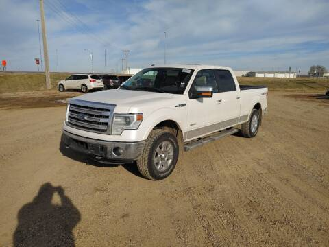 2014 Ford F-150 for sale at BERG AUTO MALL & TRUCKING INC in Beresford SD