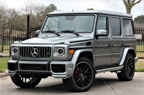 2014 Mercedes-Benz G-Class for sale at Texas Auto Corporation in Houston TX