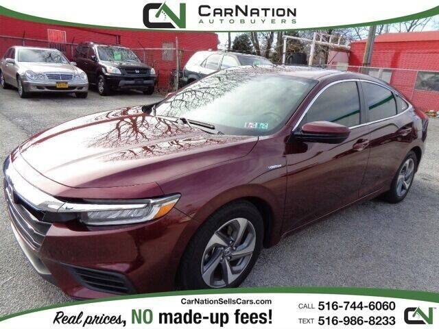 2019 Honda Insight for sale at CarNation AUTOBUYERS, Inc. in Rockville Centre NY