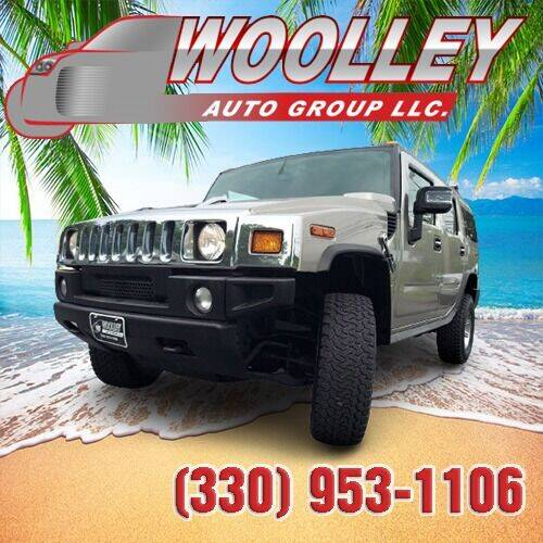 2007 HUMMER H2 for sale at Woolley Auto Group LLC in Poland OH