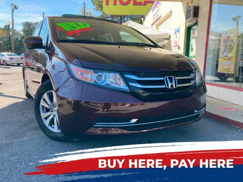 2014 Honda Odyssey for sale at Automan Auto Sales, LLC in Norcross GA