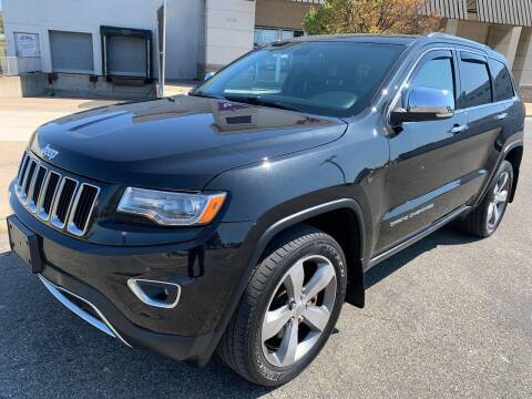 2014 Jeep Grand Cherokee for sale at HI CLASS AUTO SALES in Staten Island NY