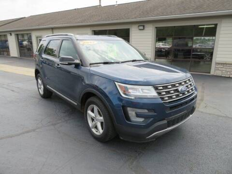 2017 Ford Explorer for sale at Tri-County Pre-Owned Superstore in Reynoldsburg OH