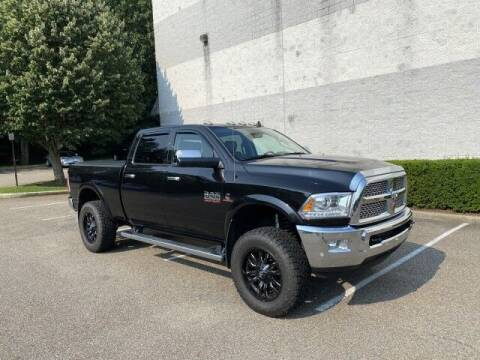 2016 RAM Ram Pickup 2500 for sale at Select Auto in Smithtown NY