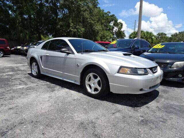 2004 Ford Mustang for sale at DONNY MILLS AUTO SALES in Largo FL