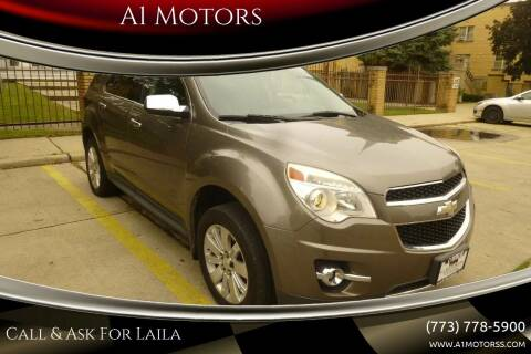 2010 Chevrolet Equinox for sale at A1 Motors Inc in Chicago IL