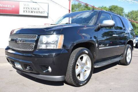 2010 Chevrolet Tahoe for sale at Dealswithwheels in Inver Grove Heights MN