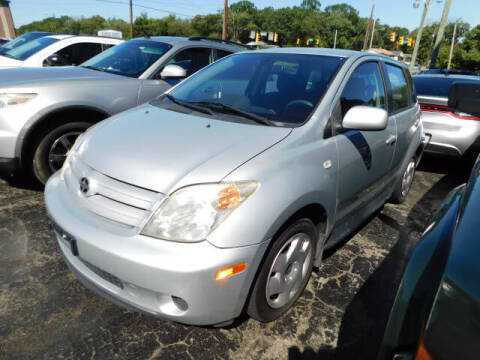 2005 Scion xA for sale at WOOD MOTOR COMPANY in Madison TN
