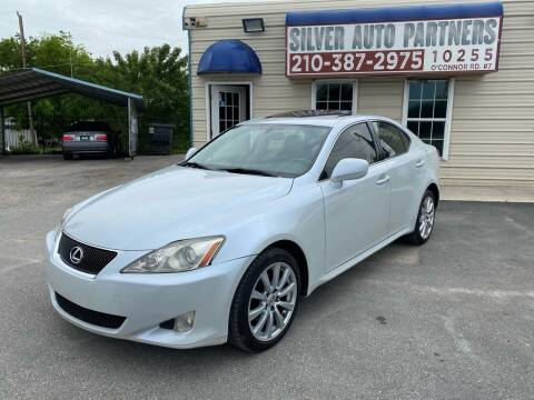 2008 Lexus IS 250 for sale at Silver Auto Partners in San Antonio TX