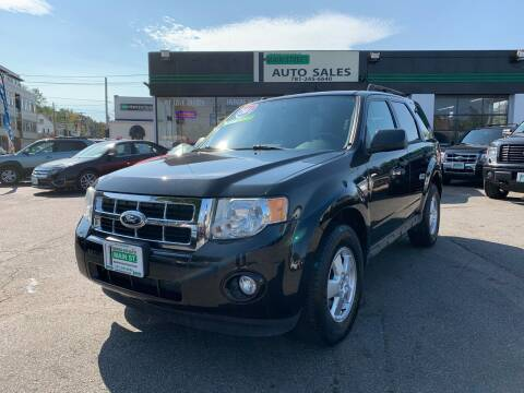 2011 Ford Escape for sale at Wakefield Auto Sales of Main Street Inc. in Wakefield MA