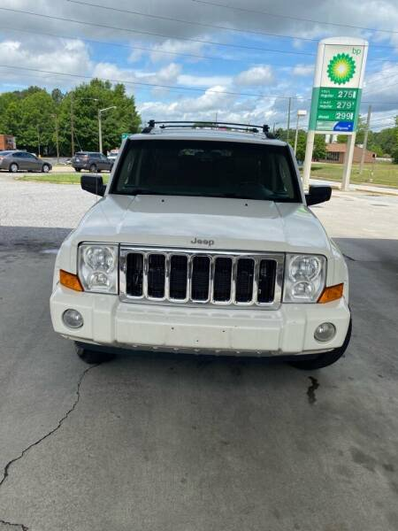 2006 Jeep Commander for sale in Winder, GA