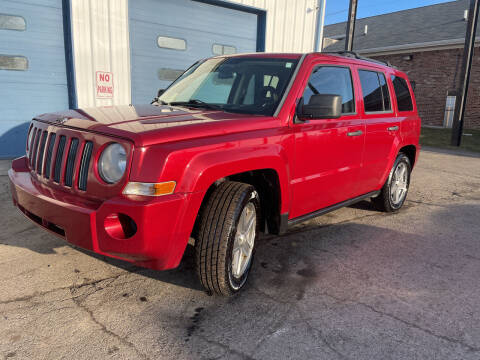 2008 Jeep Patriot for sale at Pulse Autos Inc in Indianapolis IN