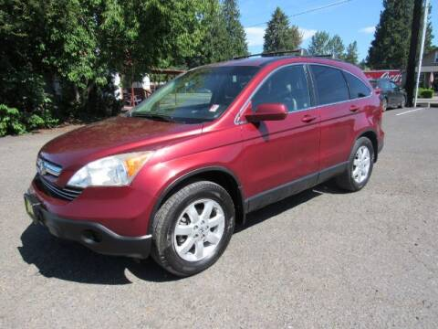 2007 Honda CR-V for sale at Triple C Auto Brokers in Washougal WA
