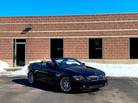2007 BMW 6 Series for sale at A To Z Autosports LLC in Madison WI