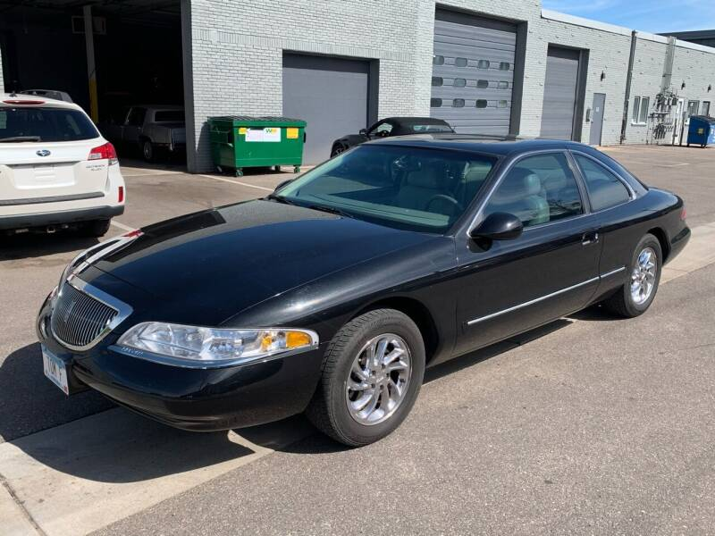 1998 Lincoln Mark VIII for sale at The Car Buying Center in Saint Louis Park MN
