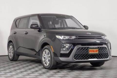 2020 Kia Soul for sale at Washington Auto Credit in Puyallup WA