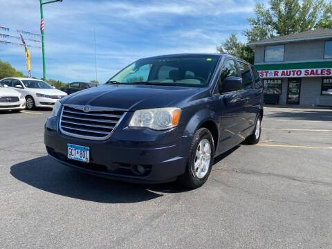 2008 Chrysler Town and Country for sale at Northstar Auto Sales LLC in Ham Lake MN
