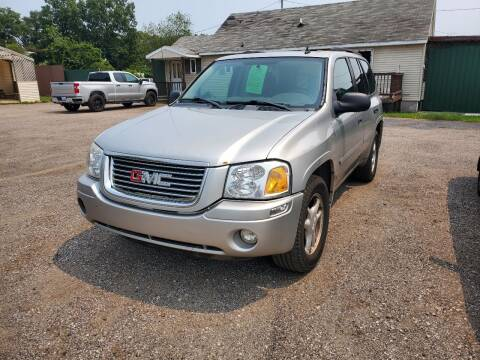 2008 GMC Envoy for sale at ASAP AUTO SALES in Muskegon MI
