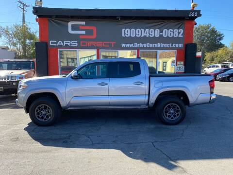2018 Toyota Tacoma for sale at Cars Direct in Ontario CA