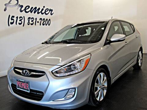 2014 Hyundai Accent for sale at Premier Automotive Group in Milford OH