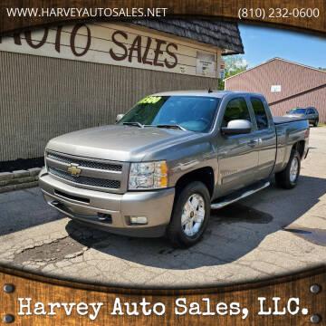 2009 Chevrolet Silverado 1500 for sale at Harvey Auto Sales, LLC. in Flint MI