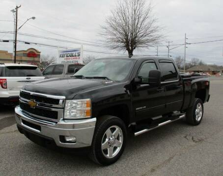 2014 Chevrolet Silverado 2500HD for sale at Kendall's Used Cars 2 in Murray KY