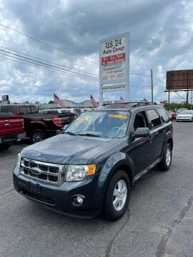 2009 Ford Escape for sale at US 24 Auto Group in Redford MI