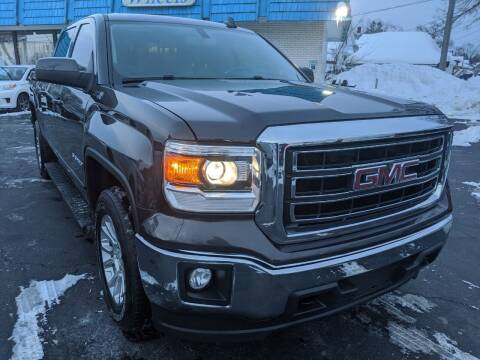2015 GMC Sierra 1500 for sale at GREAT DEALS ON WHEELS in Michigan City IN