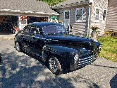 1947 Ford Deluxe for sale at Island Classics & Customs in Staten Island NY