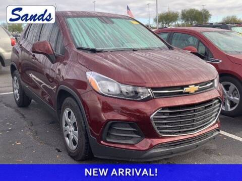 2017 Chevrolet Trax for sale at Sands Chevrolet in Surprise AZ