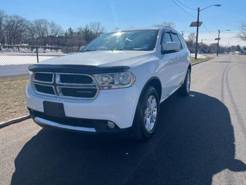 2013 Dodge Durango for sale at Crazy Cars Auto Sale in Jersey City NJ