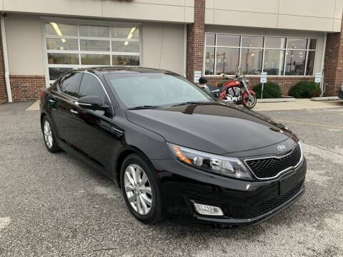 2015 Kia Optima for sale at Head Motor Company - Head Indian Motorcycle in Columbia MO