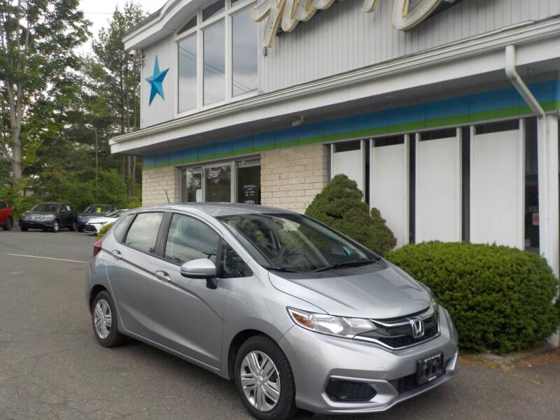 2019 Honda Fit for sale at Nicky D's in Easthampton MA