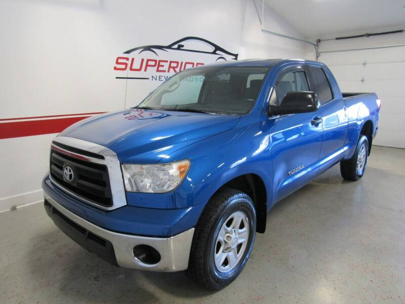 2010 Toyota Tundra for sale at Superior Auto Sales in New Windsor NY