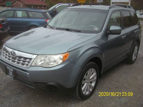 2011 Subaru Forester for sale at Motors 46 in Belvidere NJ