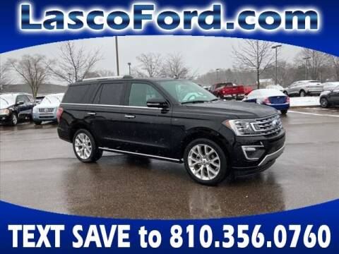 2018 Ford Expedition for sale at LASCO FORD in Fenton MI