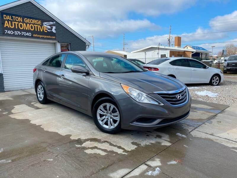 2011 Hyundai Sonata for sale at Dalton George Automotive in Marietta OH