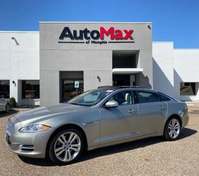 2013 Jaguar XJL for sale at AutoMax of Memphis in Memphis TN