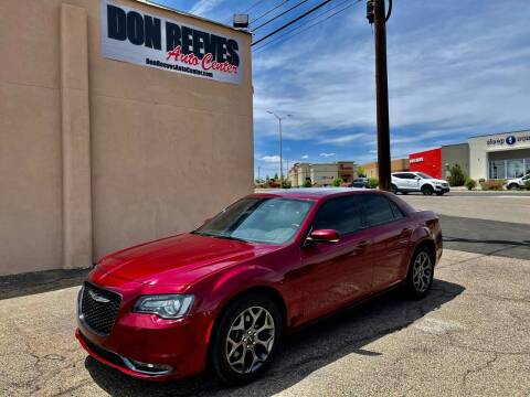 2018 Chrysler 300 for sale at Don Reeves Auto Center in Farmington NM